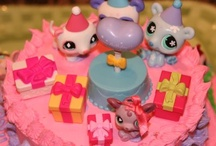 Children's Birthday Cakes / Children's Birthday Cakes