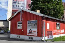 Minilager Økern / City Self-Storage avd. Økern er et minilager som tilbyr lagerplass sentralt i Oslo for privat- og bedriftsmarkedet. Avdelingen har utmerket tilgang med en stor variasjon i utvalg av lagerstørrelser til utleie, og er lokalisert tett inntil E6 og E18.