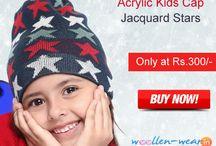 Winter Caps for Kids