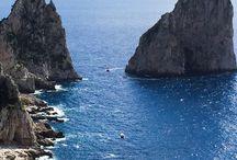 Tuscany & Capri