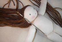 Dolls/ stuffed toys / by cl ladd