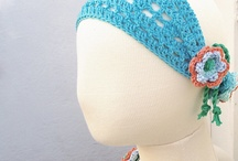 Crocheted Headbands / by Kay Ming