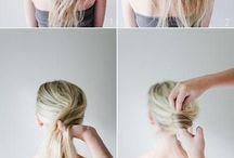 Daily hair idea's