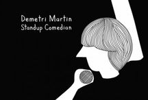 Demetri Martin: STAND UP COMEDIAN / Demetri Martin's Comedy Central standup special premiered 9/29/12 on Comedy Central and is now available in HD on iTunes, Zune Video Marketplace on Xbox, Sony PlayStation Network, Amazon Instant Video, and Vudu