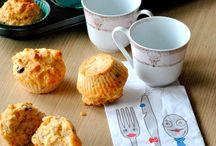 muffins  αλμυρα-γλυκα