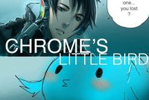 Chrome's Little Bird
