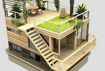 Tető terasz