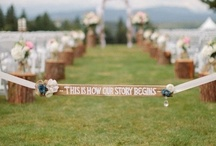 Amber's Wedding Ideas / by Wanda Stevens