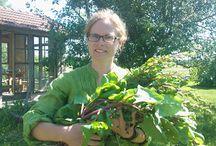 Gardening food preservation