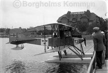 Gamla Borgholm / Äldre foton av staden