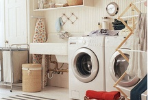 {Glam} Laundry Rooms / by Glamamom