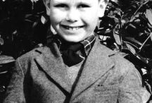 childhood pics of famous people / by Betty Devitt