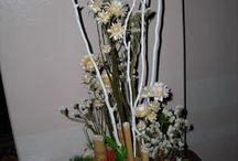 флористический дизайн / Работы с растениями, композиции.