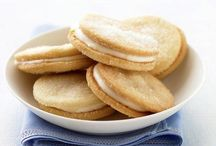 Cookies  / Cookie, macron recipes / by Beth Harrell