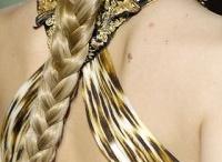 Braid your long hair!