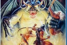 Sword & Sorcery / Dark Fantasy / Dark Fantasy / Sword & Sorcery and related. High Resolution art.