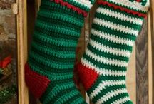 Christmas Crochet and Knit / by Paulette Swim