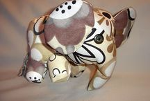 fabric projects: plushies, animals, and toys