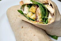 Recipes - Wraps & Roll Ups / Favorite Wraps & Roll Ups  / by Diane Roark Now Has 2 Blogs!