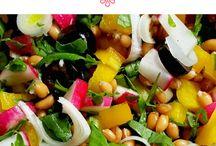 buoni e semplici piatti estivi