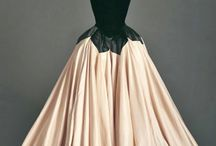 Charles James / Vintage couture