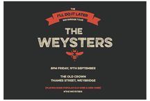 Weysters gigs