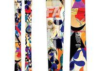 Matériel de ski au féminin / Skis chaussures femmes women