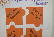 anchor charts / by Libby Roth