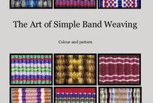 Band weaving - Bändchenweben