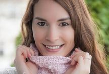 lace loom cowl