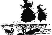 Sprookje: het Lelijke jonge Eendje