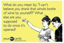 Wine, wine, and more wine!
