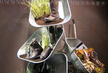 Creative Displays / Window display ideas and inspiration  / by Alexia Noble