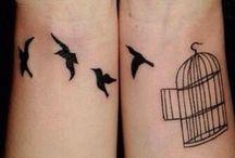 Tattoos... / Tattoos are awesome