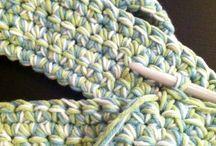 Tshirt yarn projects