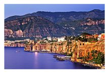 Favorite Places & Spaces / Sorrento Italy , lemons , sun , happiness  , day trip to Capri and Vesuvius ! Heaven!