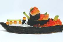 Food Art / Food Art : Originally shared @Jane Wang http://pinterest.com/janew/