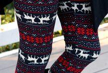 Leggings / Adorable leggings for those cold days.