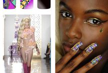 FN2G love these Nail Art Trends for 2015 / Staff at FN2G love these latest nail art trends for Spring/Summer 2015. See how FN2G can help you to get your nails looking catwalk ready! #fn2g
