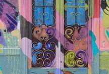 Sandy B--Doors, Gates, etc.  3 / by Sandra Belisle