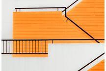 Palette Orange / by Sources de Couleurs Dyrup