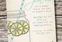 Paper Crafts & Invitations / by Christina Moore