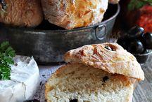 kenyér-kalács-kuglóf-pogácsa-sós keksz- kelt tészták