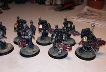 Deathwatch army project