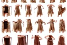 Wiązanie spódnicy