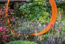 sztuka ogrodowa