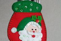 paño lency navidad
