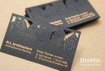 architecture card