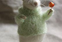 Miniature Knits