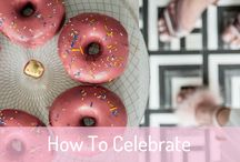 Donut Day Serving Trays & Donut Display Ideas   by Anna Vasily / Donut serving trays and donut display stands to transform you into a Donut Day hostess! All you need is love, friendship, and donuts. Enjoy a day filled with memories and sprinkles!